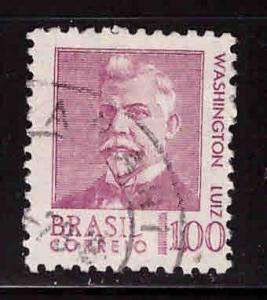 Brazil Scott 1066 Used stamp