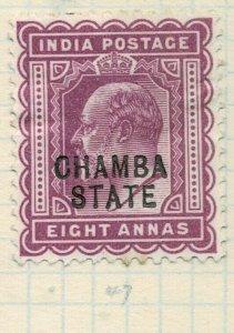 india chamba states- sg 37 or 38 ? -  lmm