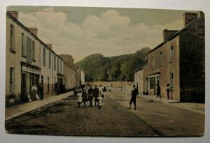 1912 Vintage French Park Ballintubber Ireland Real Picture Postcard Cover