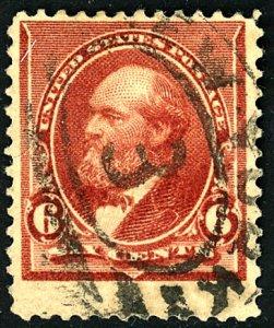 U.S. #224 Used