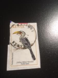 Kenya sc 608 u on piece bird