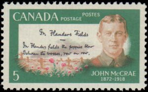 Canada #487, Complete Set, 1965, Never Hinged