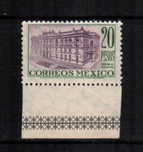 Mexico  829   MNH   cat $ 2.00 222