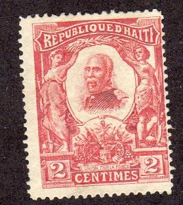 Haiti 97 - Mint-H - Pierre Nord-Alexis