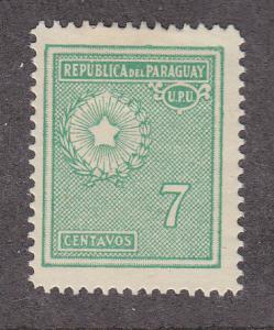 Paraguay Scott #272 MH