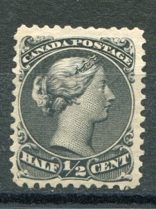 Canada #21iv Unused  F-VF spur variety  -  Lakeshore Philatelics