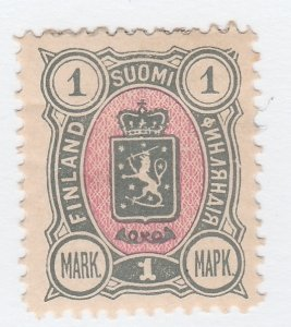 FINLAND #43 MINT HINGED