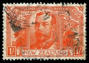 NEW ZEALAND 170  Used (ID # 69370)