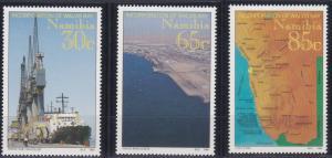 Namibia 759-761 MNH (1994)