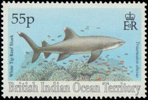 1994 British Indian Ocean Territory #151-162, Complete Set(12), Never Hinged