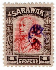 (I.B) Sarawak Revenue : Japanese Occupation OP $1
