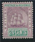 British Guiana SG 246 Mint Hinged  (Sc# 166 see details)