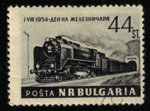 Train, 44 cm, 1954 (T-6707)