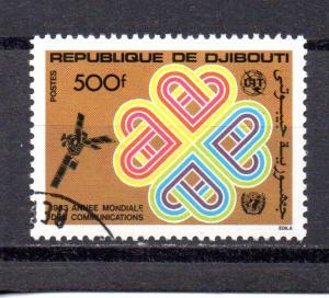 Djibouti 561 CTO