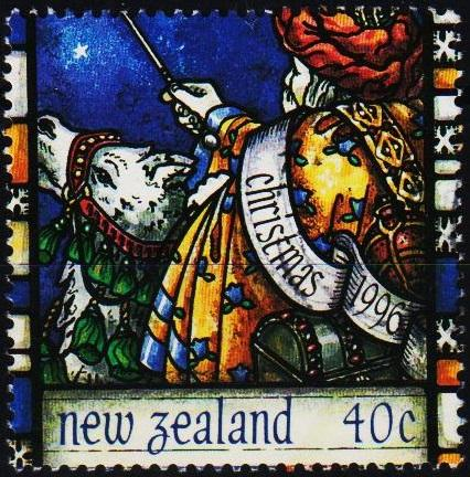 New Zealand. 1996 40c S.G.2020 Fine Used