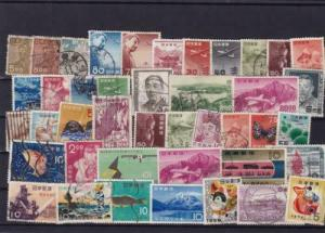 japan early used  stamps ref r15161