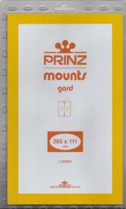 PRINZ BLACK MOUNTS 265X111 (5) RETAIL PRICE $11.50