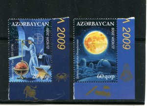 Azerbaidjan   2009  set    VF NH