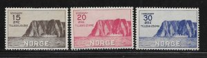 NORWAY B1-B3 HINGED NORTH CAPE