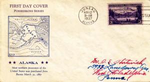 United States Scott 800 Ink Address.