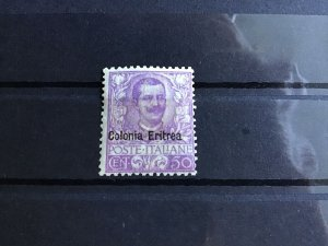 Italian Eritrea 1903  mounted mint and used full gum stamp   R27916