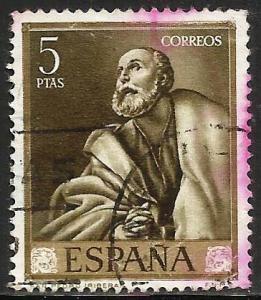Spain 1963 Scott# 1167 Used
