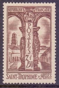 France SG527 - YT 302, 1935 Arles 3f50 MH*