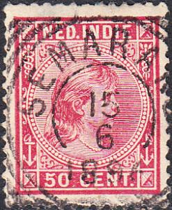 Netherlands Indies #29  Used