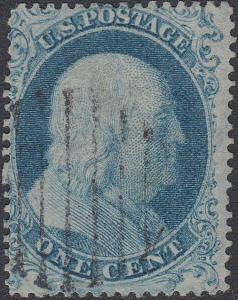 U.S. 18 Used F+VF (102318)