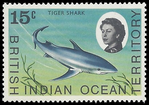 British Indian Ocean Territory 1968 #18 Mint NH