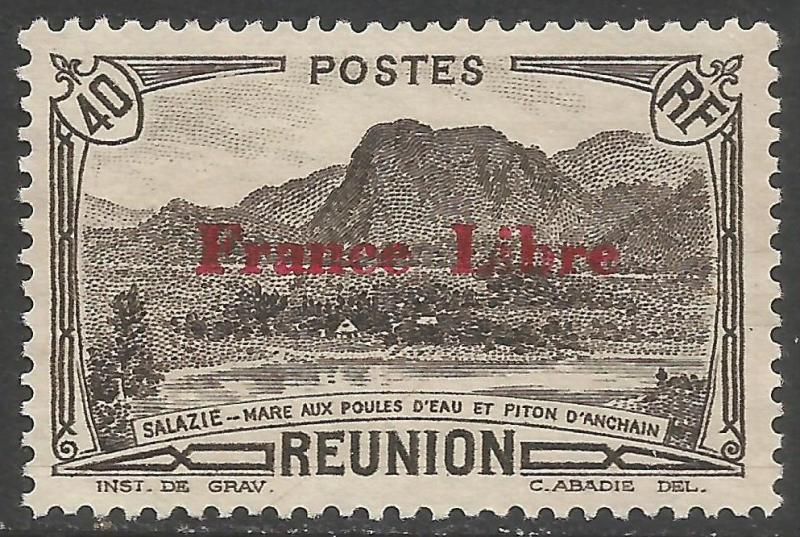 FRANCE REUNION 193 MNG R674-2