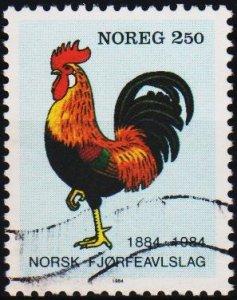 Norway. 1984 2k50 S.G.939 Fine Used