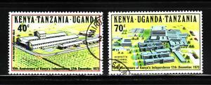 Kenya, Uganda, Tanzania 276-277 U Buildings