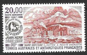FRENCH SOUTHERN & ANTARCTIC TERRITORIES SG370 1997  NUNN & HOPE COTTAGE MNH