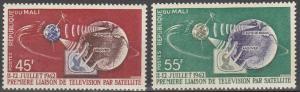 Mali #40-1  MNH  (K807)