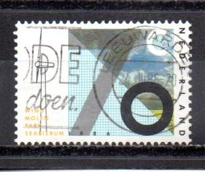 Netherlands 678 used (B)