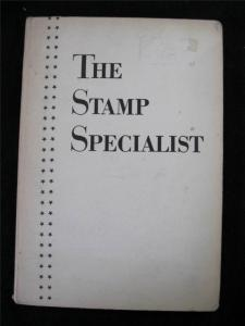 THE STAMP SPECIALIST WHITE BOOK 1944 with AIRMAIL INTERRUPTION COVERS PUERTO ETC