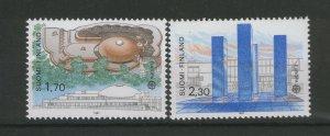 FINLAND-MNH** SET-EUROPA CEPT-1987.