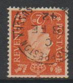 GB George VI  SG 465wi Used wmk inverted