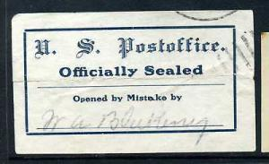 Scott #LOX18A Post Office Seal Used with PF Certificate (Stock LOX18A-pf1)