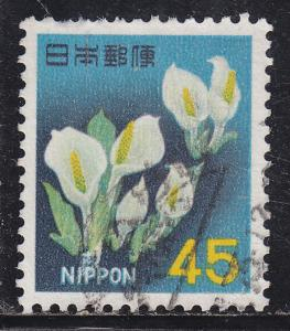 Japan 884 Used 1967 Lysichiton Camtschatsense