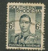 Southern Rhodesia SG 44 FU