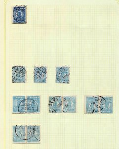 ROMANIA 1920s/30s Used Collection(Appx 150 Items) (Rom 14