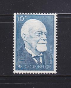 Belgium 685 Set MNH Paul Emile Janson, Statesman (C)