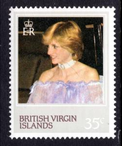 British Virgin Islands 431 MNH VF