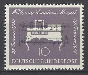 Germany Bund Scott # 739, mint nh