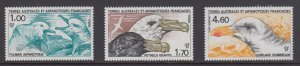 French Southern & Antarctic Territories   #118-19, c9    mnh      cat $3.25