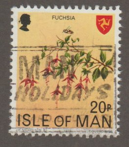 Isle of man 126 Fuchsia