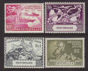 1949 Seychelles UPU Set Mint SG154/157