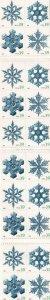 39c Snowflake Booklet, MNH, Sc #4112/ BK 303 (8197)